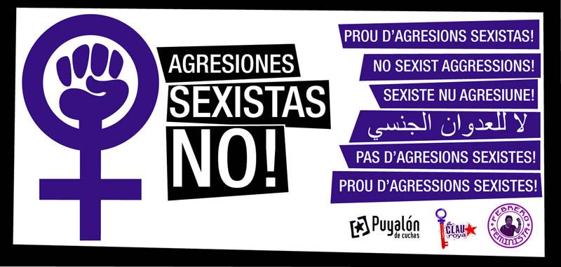 Pegallo #pilarsfeministas